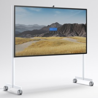 Render of the latest Microsoft Surface Hub 2S 85""