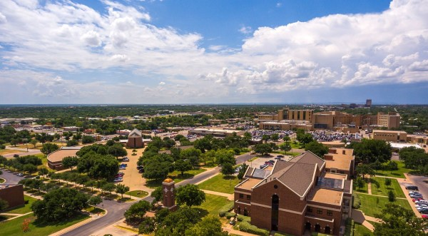 Abilene and West Texas HardinSimmons University