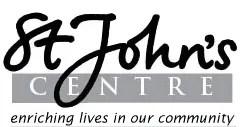 St Johns Centre logo
