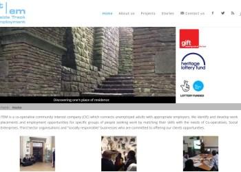 ITEM Inside Track Employment Website