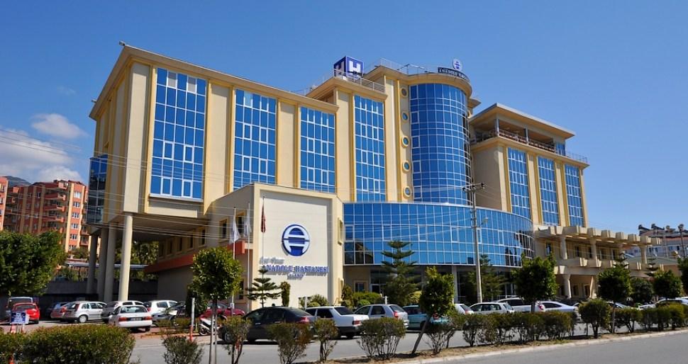 anatolia hospital alanya