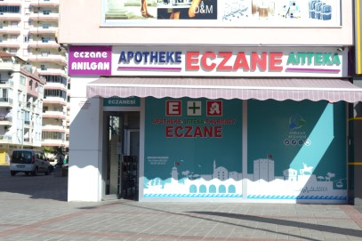 eczaneler pharmacies in mahmutlar