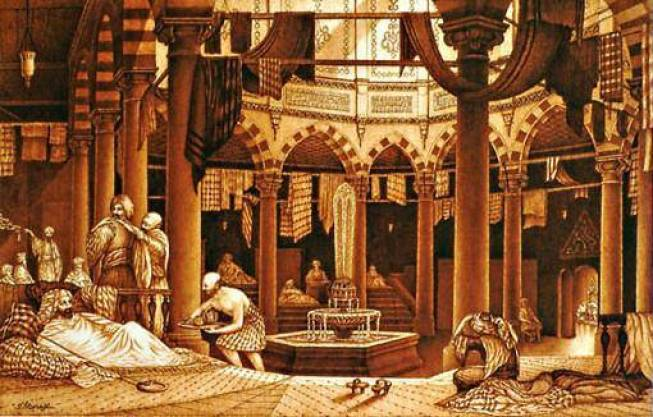 A HISTORICAL GUIDE TO THE HAMAM, THE TURKISH BATH