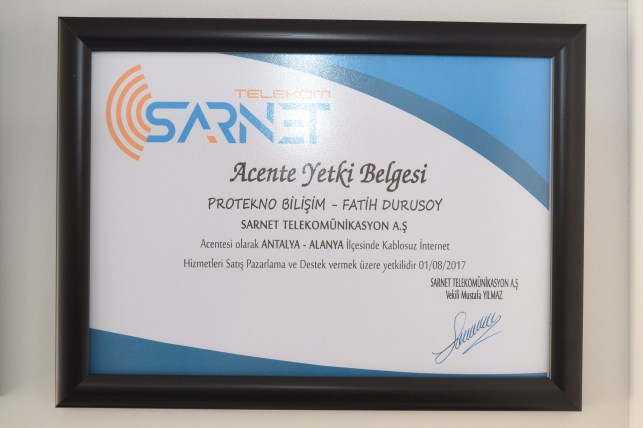 We Love Mahmutlar Protekno satellite tv security internet systems Fatih Durusoy