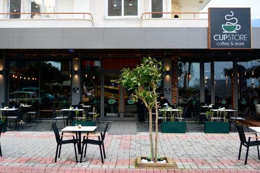 Cupstore Coffee Shop - Cafes in Mahmutlar - We Love Mahmutlar