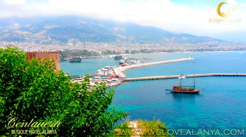 BEAUTIFUL BOUTIQUE HOTELS IN ALANYA - CENTAUERA BOUTIQUE HOTEL