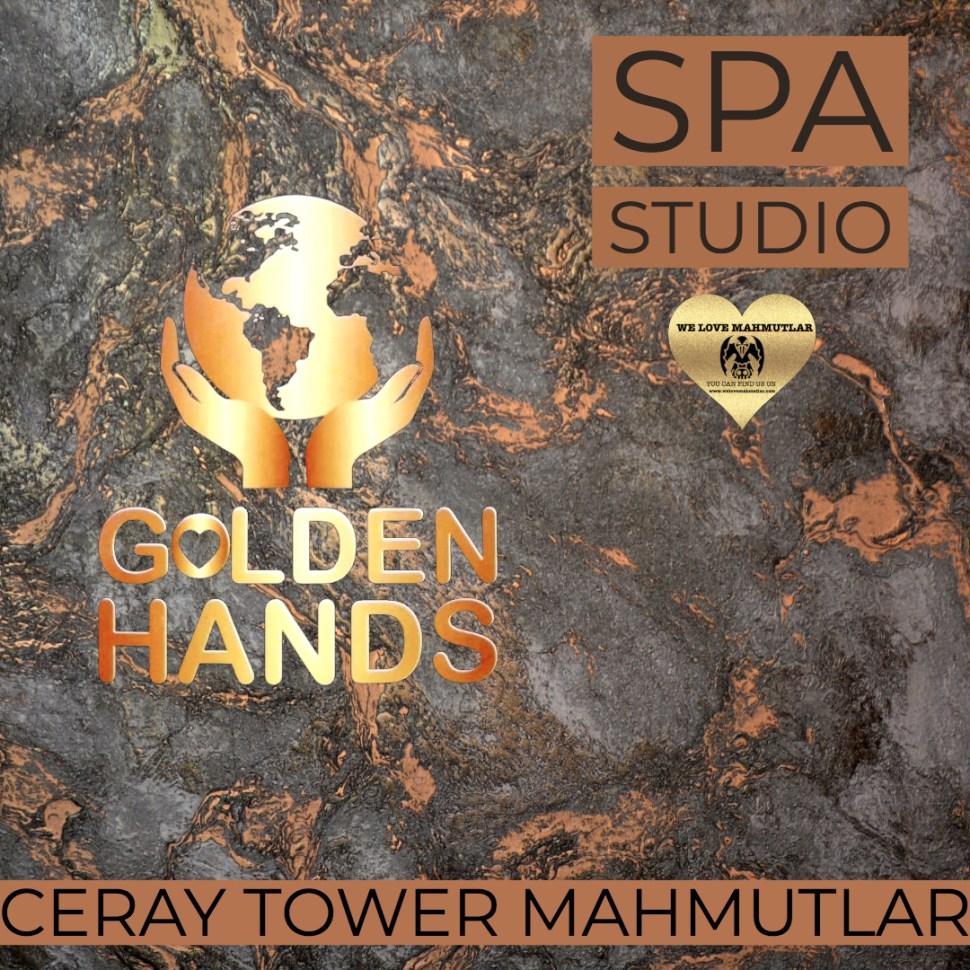The Best Hamam in Mahmutlar, Golden Hands Hamam and Spa Studio with indoor pool.