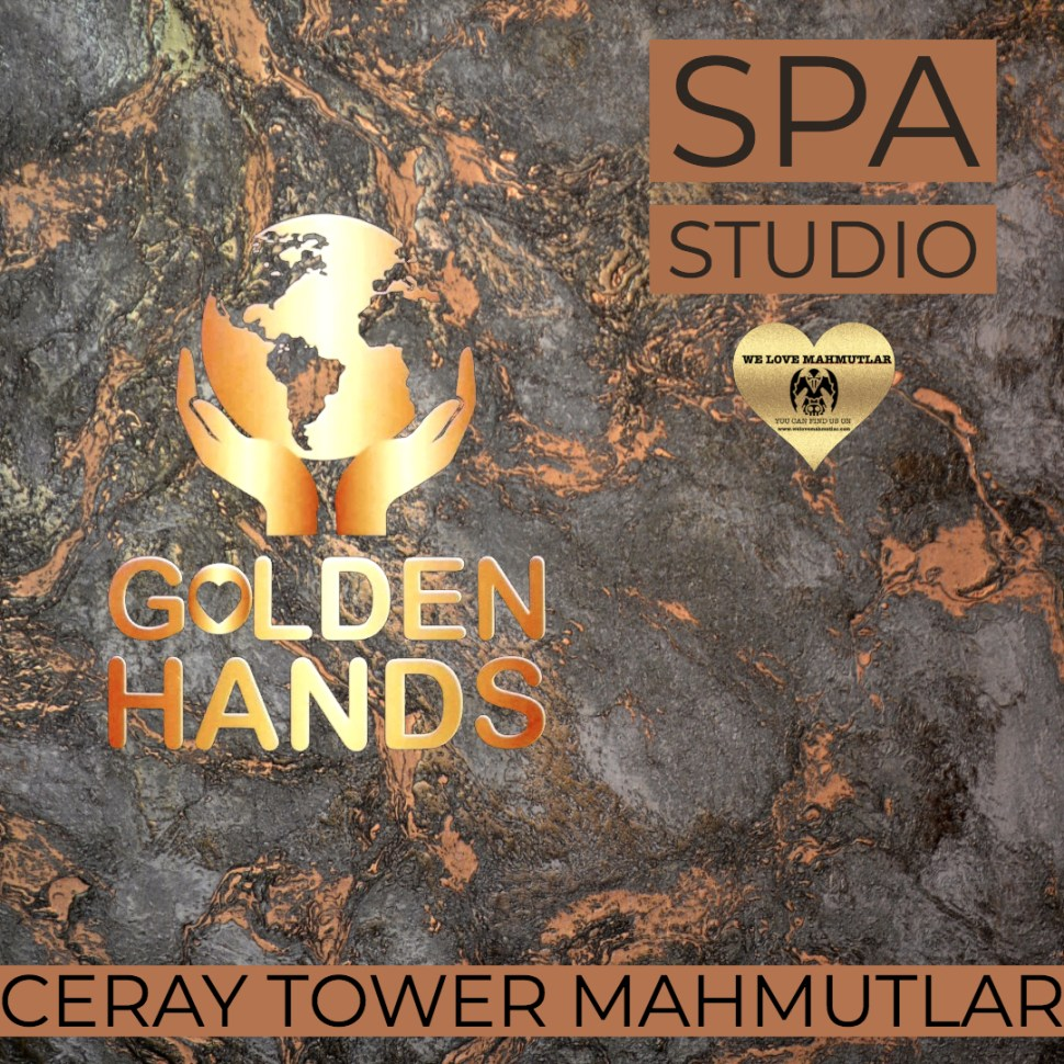 The Best Hamam in Mahmutlar, Golden Hands Hamam and Spa Studio with indoor pool.