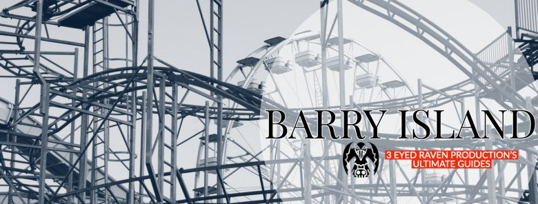 ULTIMATE LOCATION GUIDE TO BARRY ISLAND IN BARRY SOUTH WALES from 3 EYED RAVEN PRODUCTIONS