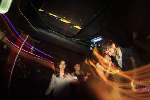 DEATH DANCE @ Sticky Mikes, 2015
