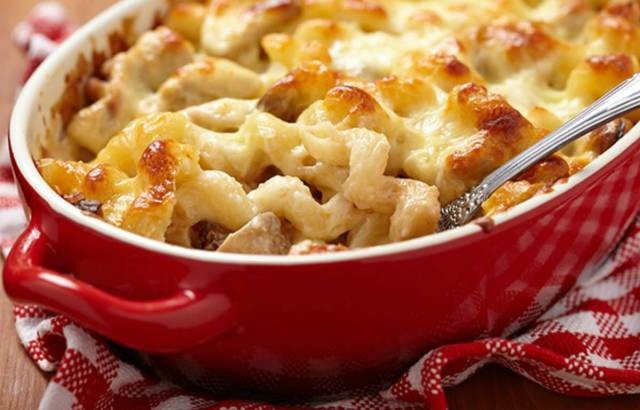 Baked macaroni | Everyday Uses For Your Emergency Survival Kit