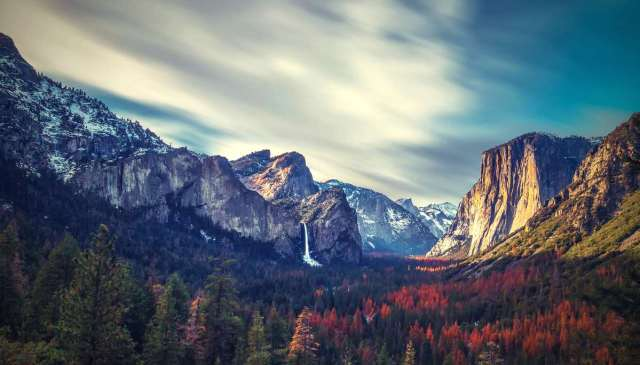 Yosemite valley and national park | Yosemite National Park Camping | Survival Life National Park Series