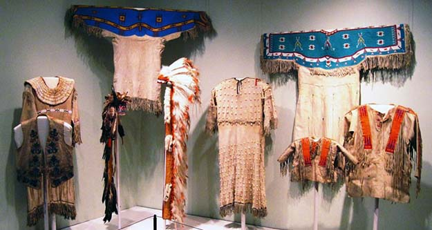 Clothing | Do You Know These 25 Native American Survival Skills?