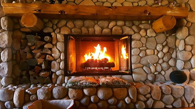 indoor bonfire | Winter Storm Survival: How to Stay Warm and Survive the Cold | winter storm preparedness