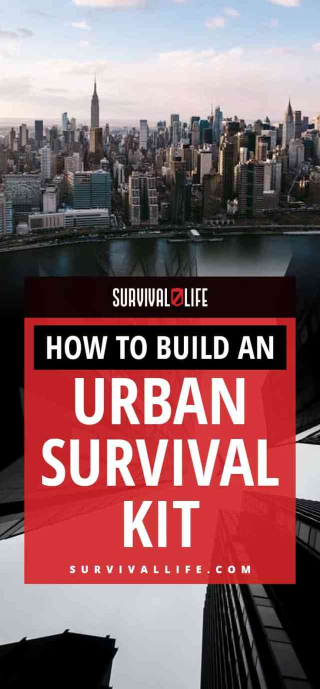Placard | How To Build An Urban Survival Kit