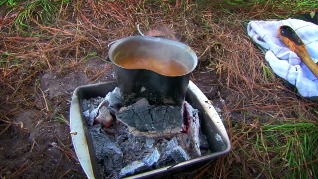 Bring Stove or Make Campfire | Tips For Backpack Camping In The Rain
