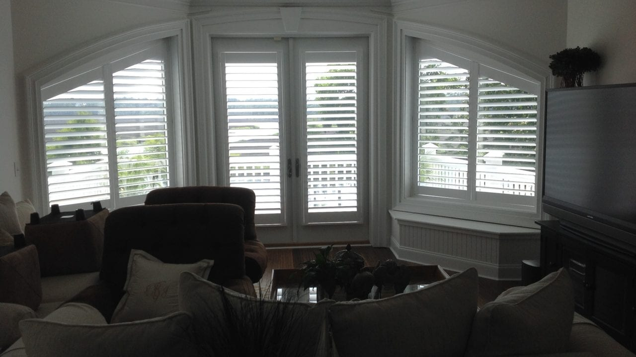 Home Window Blinds In Wilmington Nc Plantation Shutters