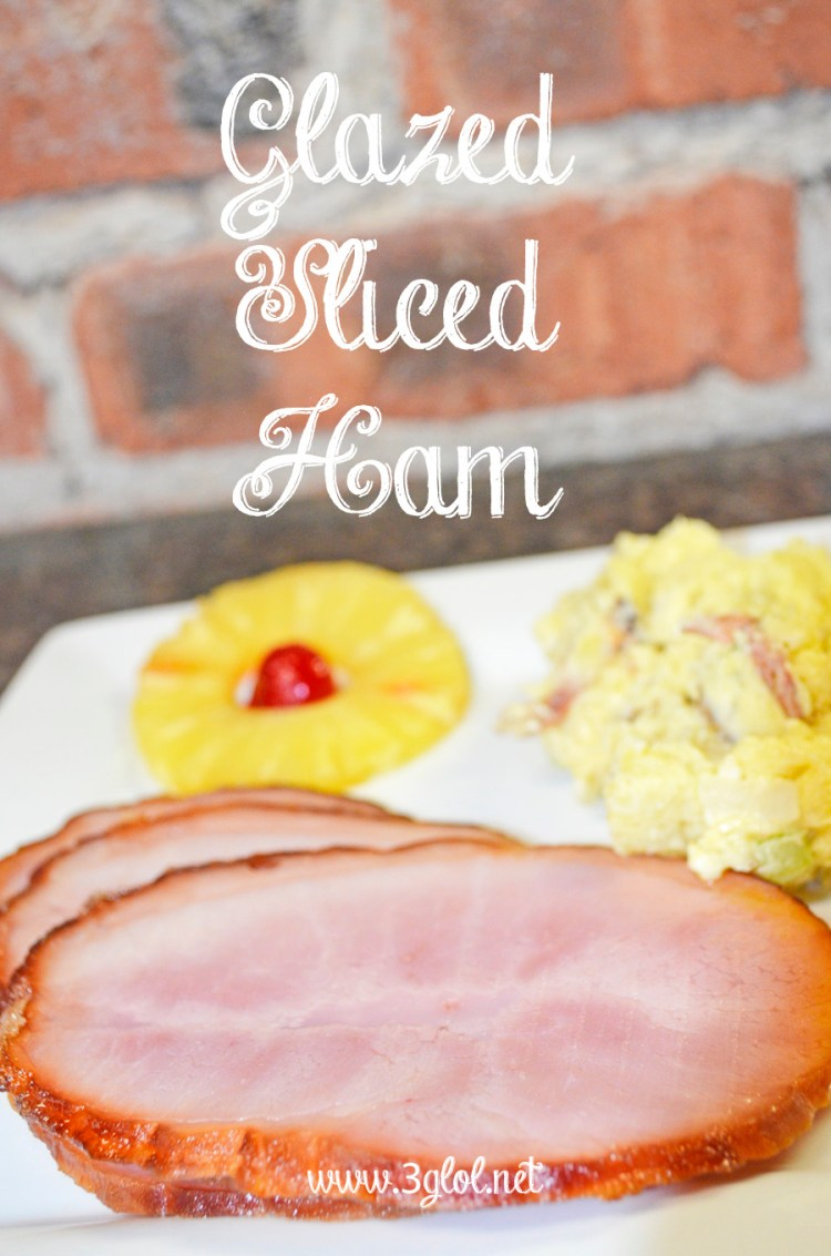 Glazed Sliced Ham