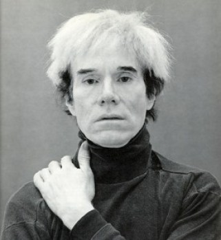 Warhol - Self Photo