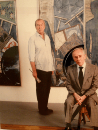 jasper johns and leo castelli