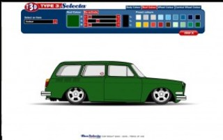 mike slobot VW type 3 squareback