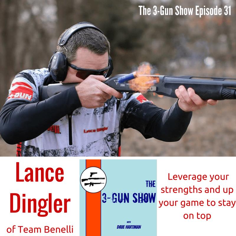 Lance Dingler Team Benelli 3-Gun