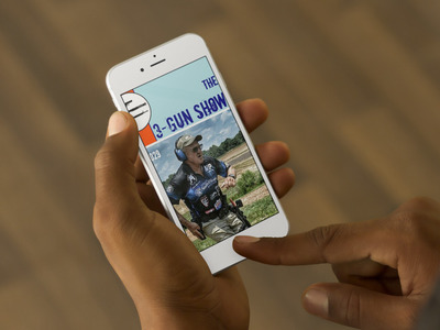 3-Gun Show iPod