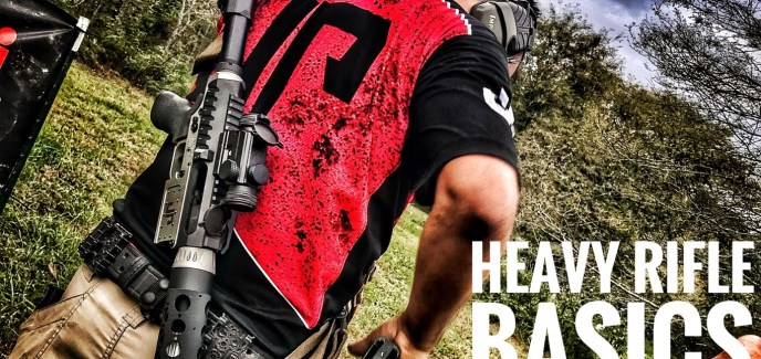 Heavy Rifle Basics With Dustin Sanchez