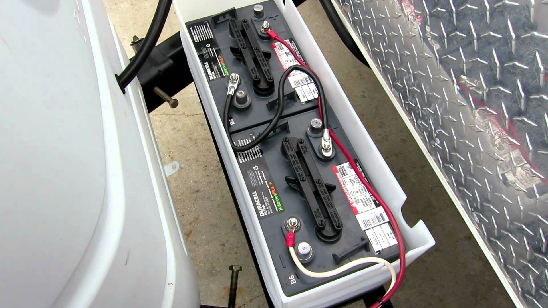 travel trailer dual battery wiring diagram 0v golf cart batteries buying guide  some tips to get the best