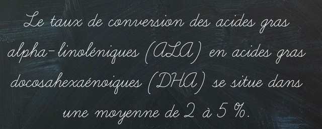 DHA conversion