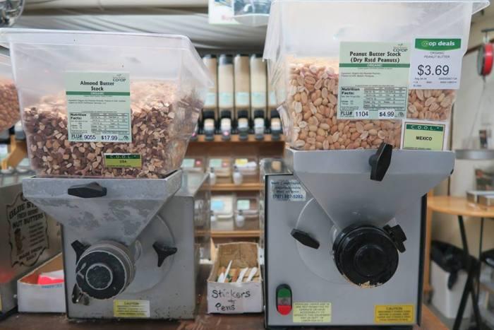 Distributeur de beurre de cacahuètes
