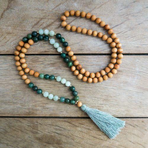 Mala Jade et Serpentine
