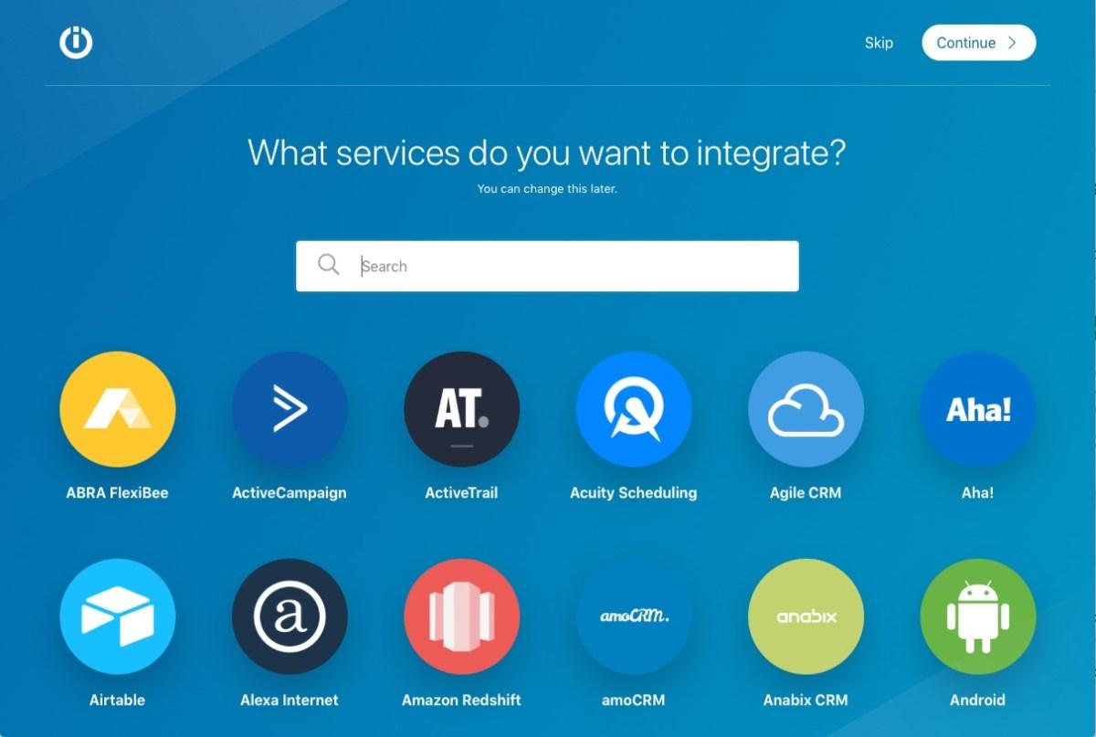intégration WooCommerce Google Sheets avec Integromat
