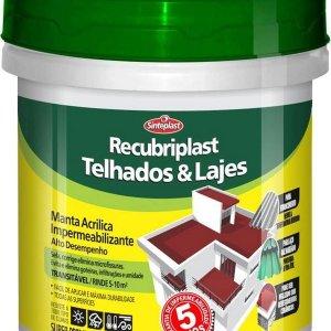 RECUBRIPLAST TELHADOS E LAJES