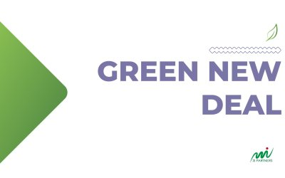 GREEN NEW DEAL: LA NUOVA SFIDA AMBIENTALE EUROPEA.