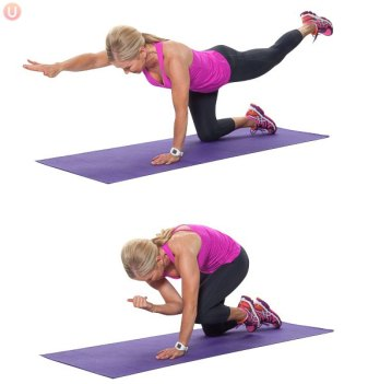 BEST CORE EXERCISES FOR BEGINNERS AT HOME