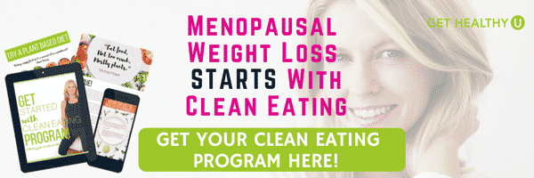 lose weight in menopause with this clean eating guide