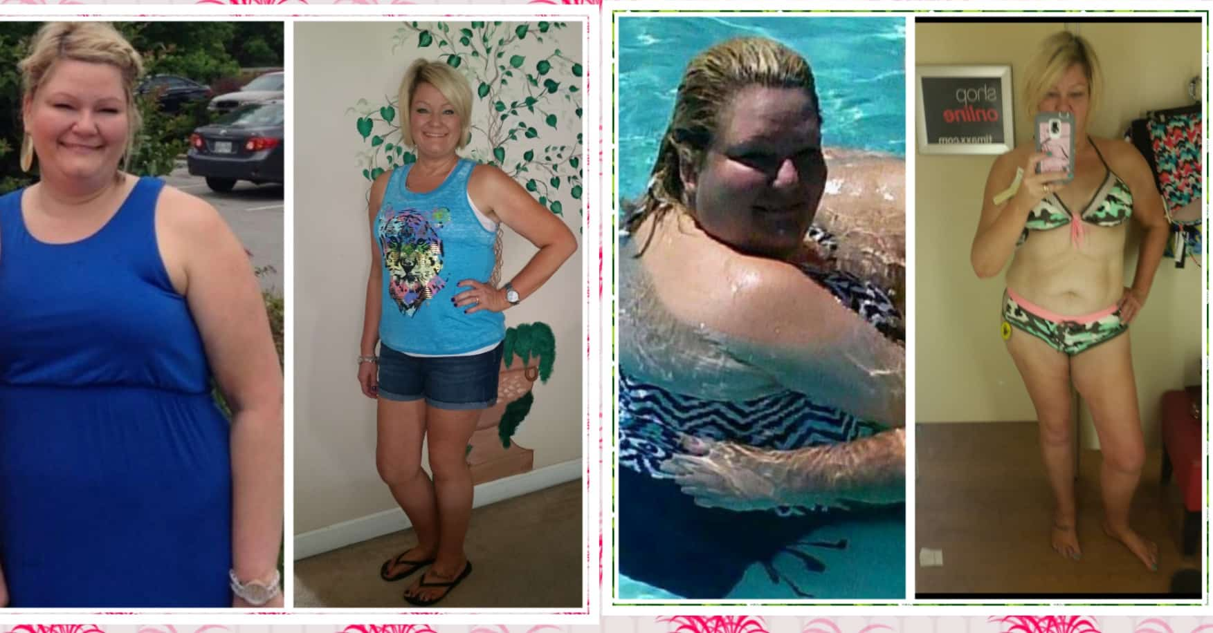 cherie lost 90 pounds and so can you successstory gethealthyu