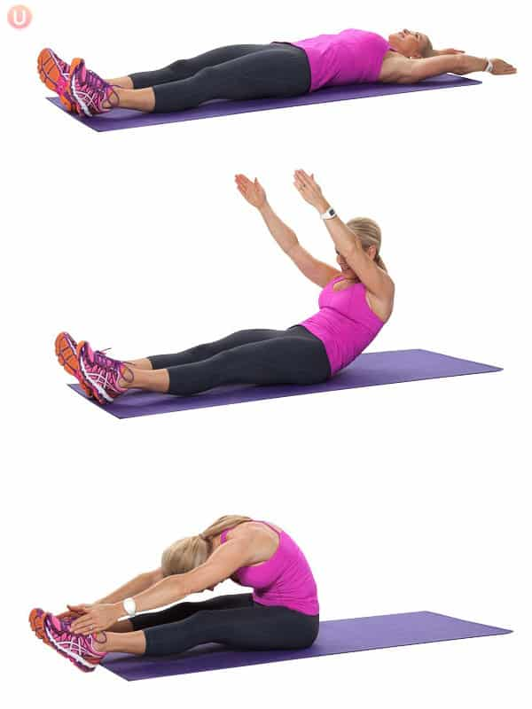 Postpartum Pilates Core Workout  Get Healthy U
