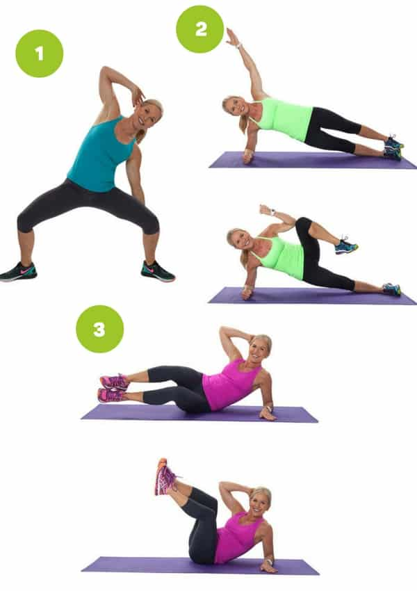 9 Oblique Exercises To Tone Your Abs