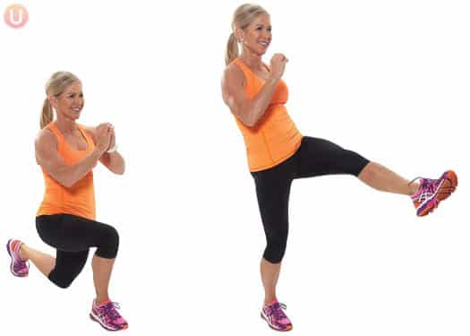 7 Squat and Lunge Variations For Toned Legs Get Healthy U