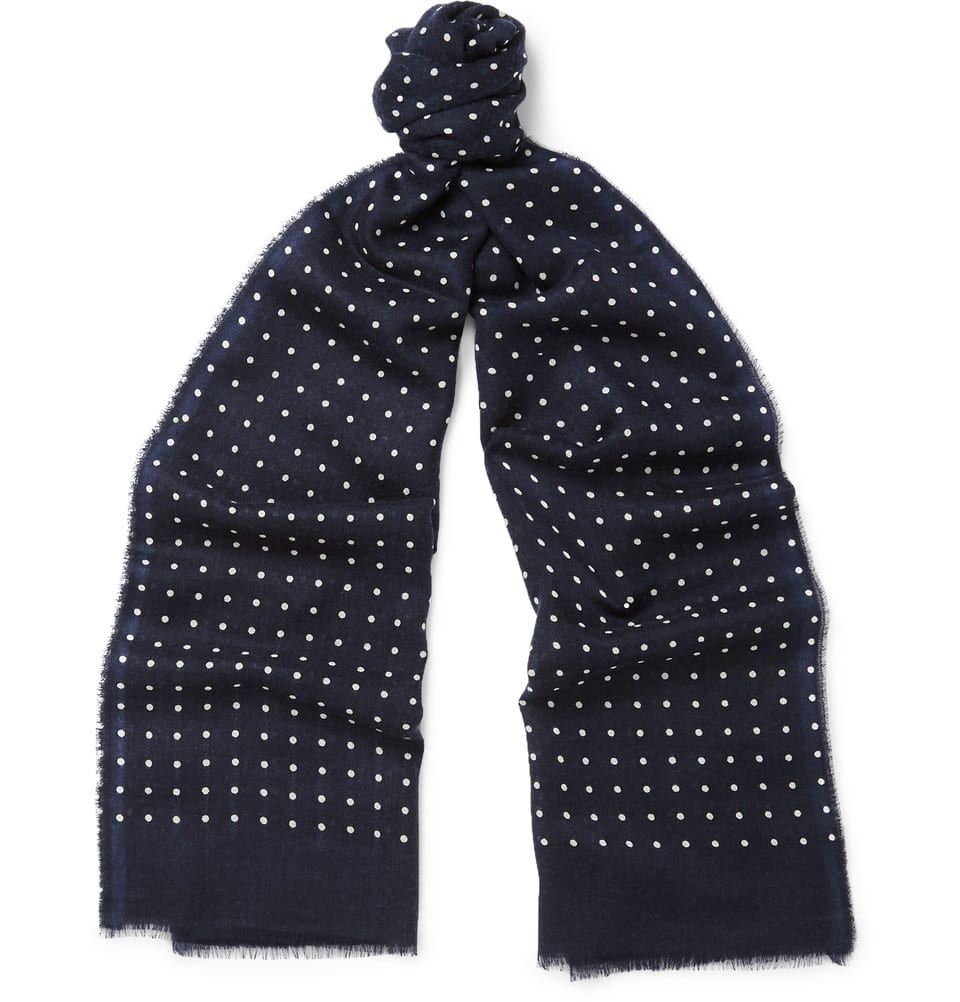 12 Best Mens Scarves For Winter 2019 Wool Plaid