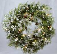10 Best Christmas Wreaths For the Front Door in 2018 ...