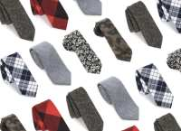 15 Designer Mens Ties Fall 2018 - Best Skinny Ties & Bow ...