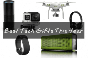 Techies Gift Guide:  Best Selling Tech Gifts in 2017