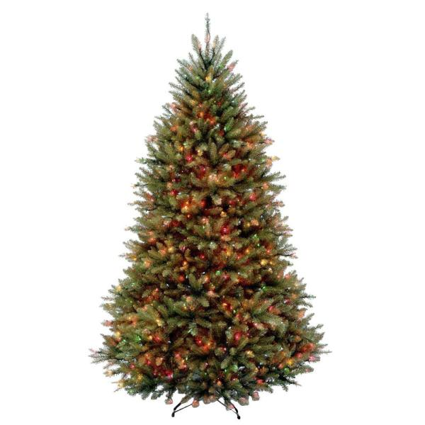 8 Fake & Artificial Christmas Trees In 2018 - Pre-lit Realistic