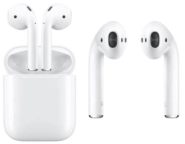 New Apple AirPods Wireless Earbuds 2017: Christmas Tech Gift Guide 2018