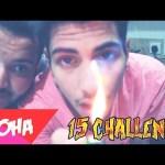 فلم 15 تحدي / موجوع قلبي بطريقة موها – تحدياتكم المخيسة   15 Challenge with Moha