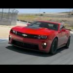 2012 Chevrolet Camaro ZL1 Hot Lap! – 2012 Best Driver's Car Contender