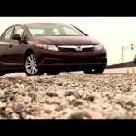 2012 Honda Civic EX – First Test